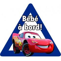 bébé à bord cars