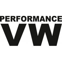 stickers vw performance