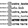 stickers instagram personnalisé